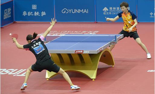2019全国乒乓球锦标赛摄影大赛 展现魅力传播能量