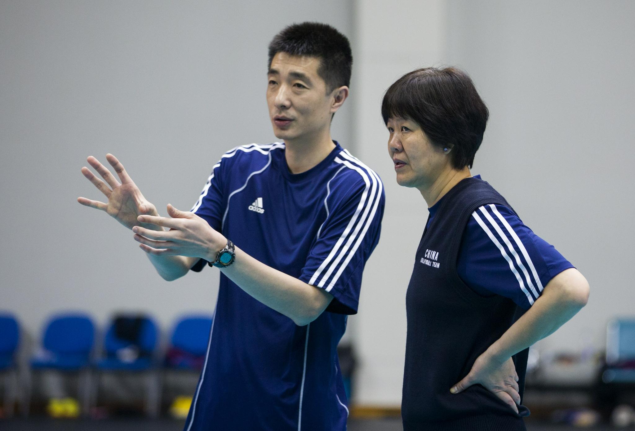 郎平指导告别中国女排!未来谁将接过中国女排主教练之位?