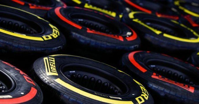 倍耐力:试车后已基本确定新赛季轮胎配方