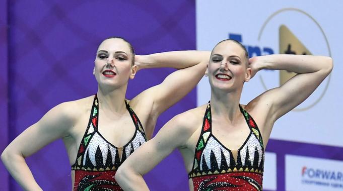 国际奥委会禁止俄花样游泳运动员穿带有熊形象泳衣