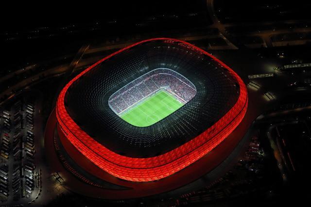 拜仁想扩容安联球场到10万人 议员:现在不可行