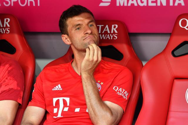德媒:拜仁仍未与穆勒谈续约 最快踢完切尔西开启