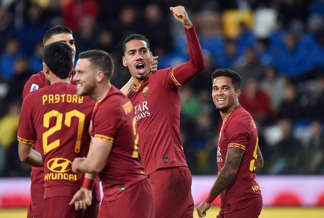 意媒:罗马决心在今夏买断斯莫林 2000万欧元