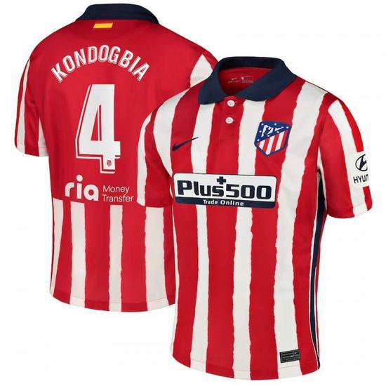 孔多比亚将身披球队4号球衣