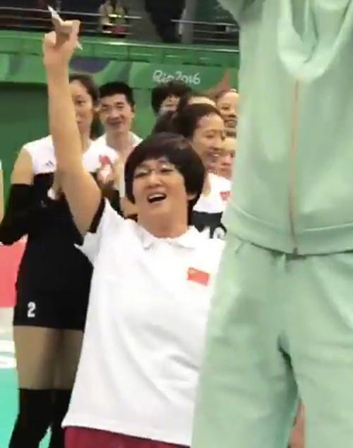 【博狗体育】女排队员为《夺冠》倾力付出:拍电影不比打球轻松