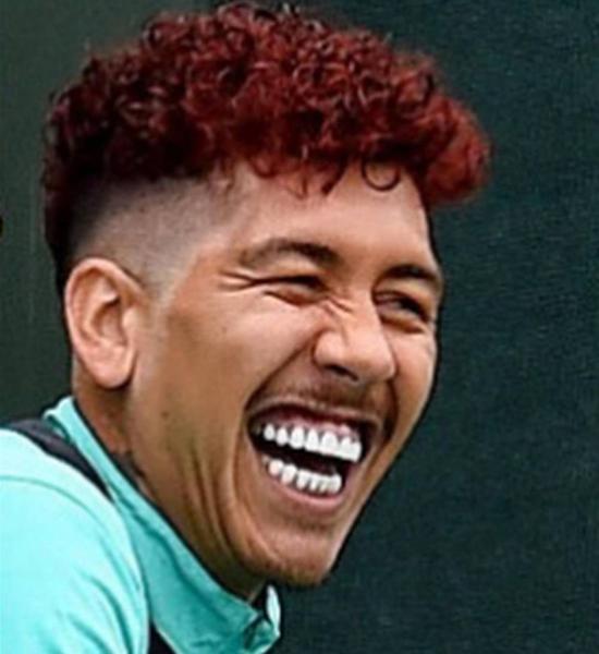 骚!利物浦大将冠军发色亮了 但最抢镜的是……