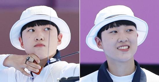 韩国射箭选手夺金牌却因短发遭网暴:请退还金牌