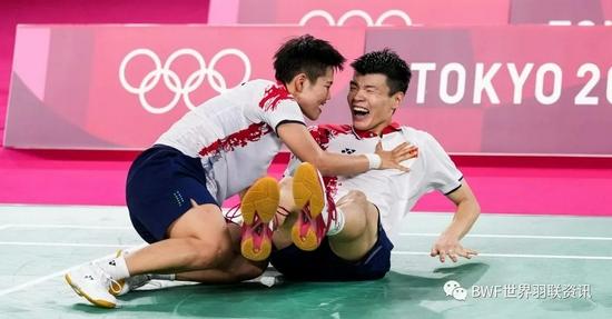 东京奥运会:那些有趣的数字 用了3014个羽毛球