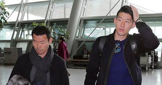 孙兴慜被父亲说服:花170亿韩元买房 不如建足球场