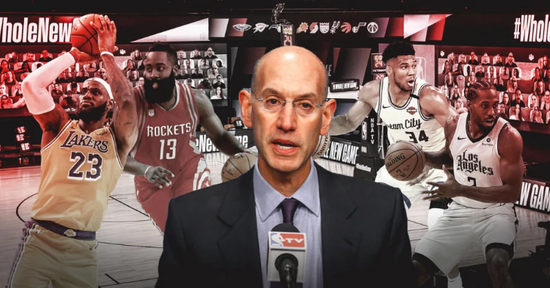 NBA突然公布新规! 这是在揭露针对哈登啊