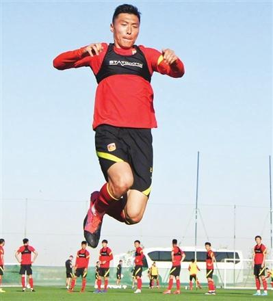 国足上海集训 教学赛也帮中超队伍一把