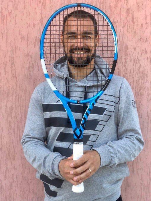 (图片来源:behind the racquet社交媒体)