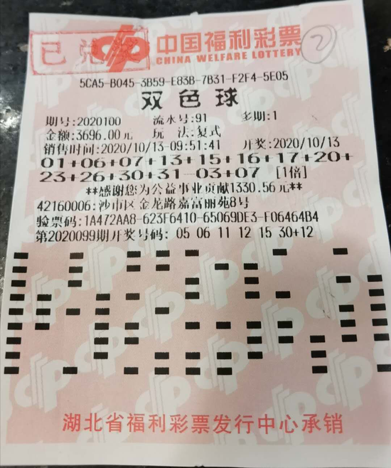 74人合买中双色球656万火速兑 1彩民因8元错失机会