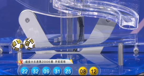 成毅大乐透第20007期:后区关注03 08