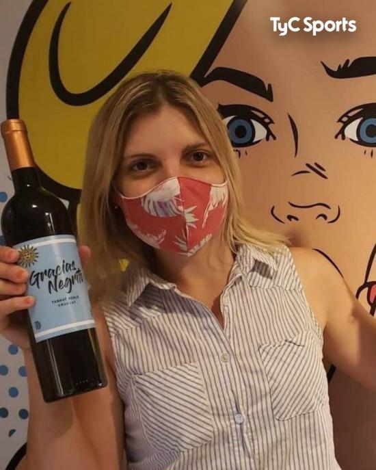 支援卡瓦尼 乌拉圭酒商推出特制红酒