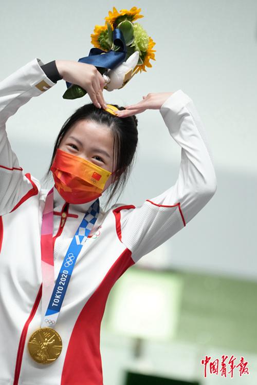 率真自信破圈 互联网之上的中国体育新生代