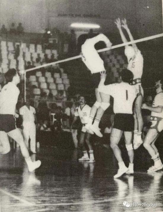 中国排球运动史连载(8):独具一格的中国男排