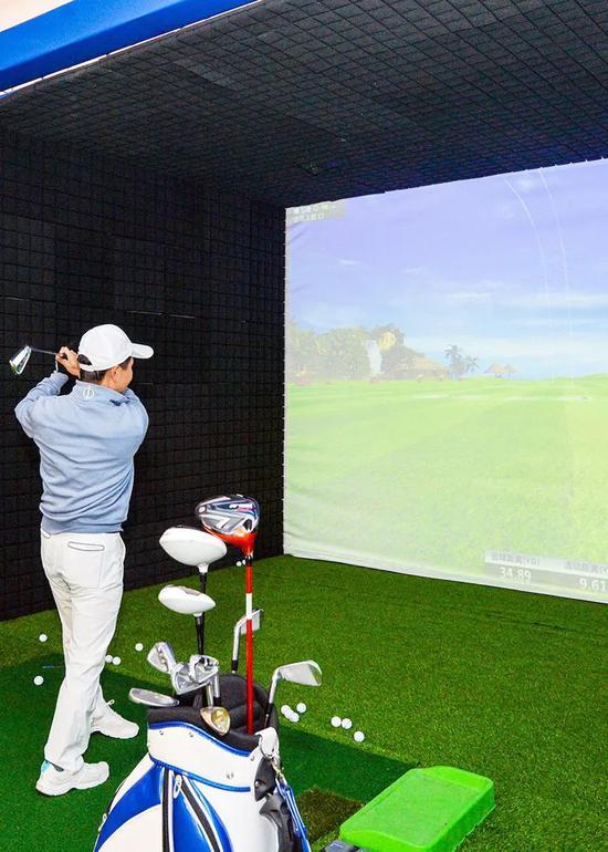 高爾夫入門體驗