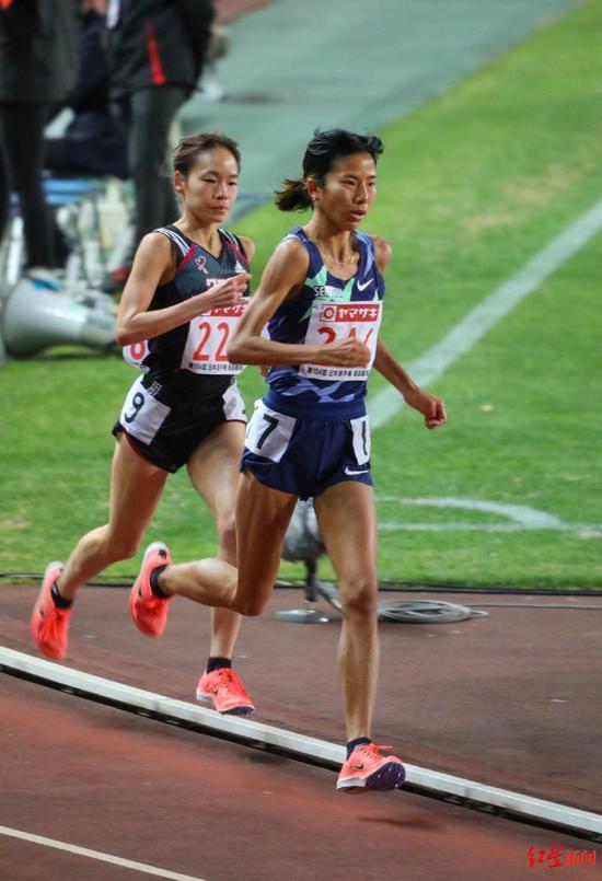日本男女万米纪录双告破 中国队仍停留在王军霞时代