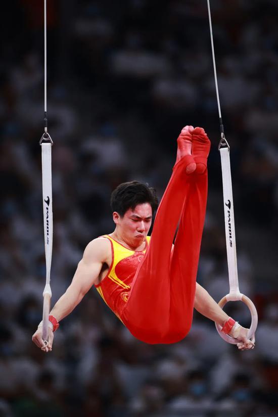中国体操队明确下一阶段备战的重点 将减少失误提高成功率!