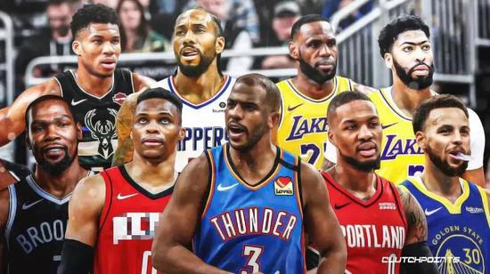 NBA向全联盟发复赛重要告诉