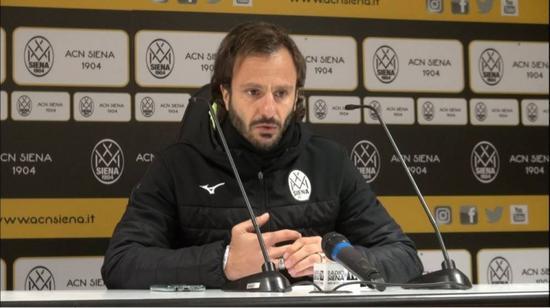 锡耶纳官方:俱乐部与主教练吉拉迪诺洽谈解约