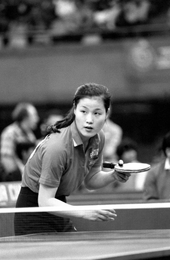 焦志敏:全运女单卫冕第一人 六运会四个3-0横扫