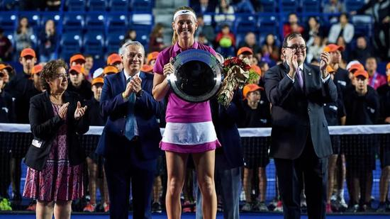 WTA排名:捷克新星首进前50 卡萨金娜重返前70