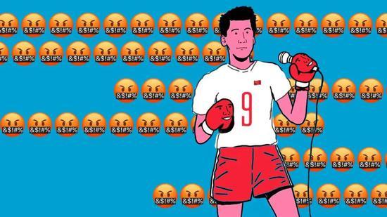 你不了解的微博战神郝海东:他曾为国足浴血奋战
