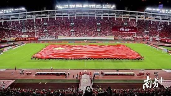 粤媒:足协考虑中超首阶段踢赛会制 广州上海承办