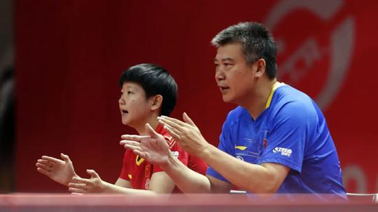 孙颖莎:延期的每一天都当两天用 全力以赴冲奥运