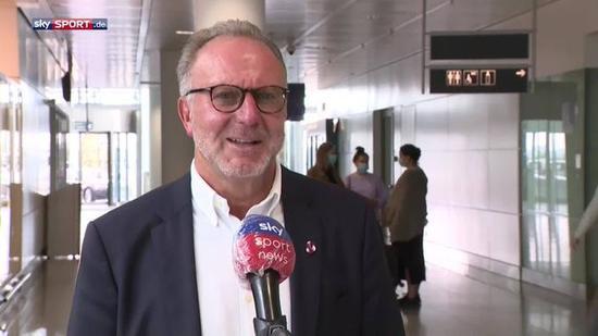 鲁梅尼格:对欧洲超级联赛一窍不通 欧足联主意诙谐