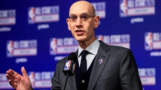 NBA总裁萧华