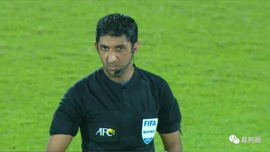 亚冠裁判安排:哈桑将法律申花对阵珀斯光荣