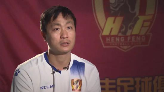 王新欣:我首次执教是成功的 我要打破一种观念