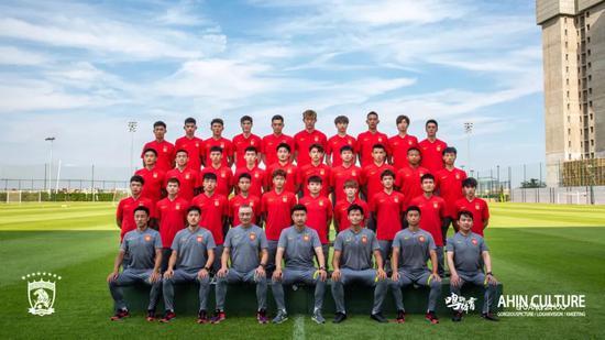 广州队派U22全华班征战亚冠 锻炼新人理念不动摇