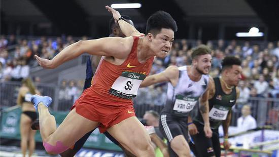 【博狗体育】苏炳添被认证为世界第三飞人 正攀上刘翔曾经高峰?