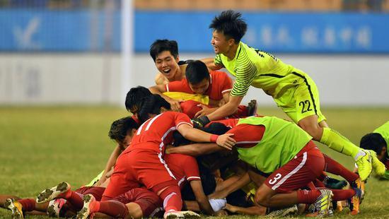 探索借鸡生蛋模式 上海青训目标培养球员立足于此