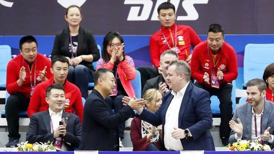 刘国梁宣布:重启!乒乓球再次为中国体育开路