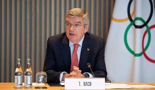 世界奥委会主席巴赫