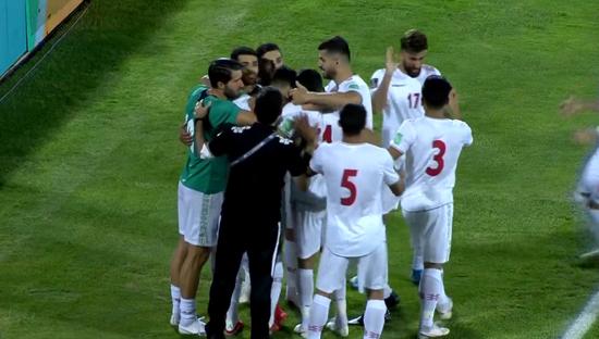 12强赛-伊朗主场1-0战胜叙利亚 迎来开门红