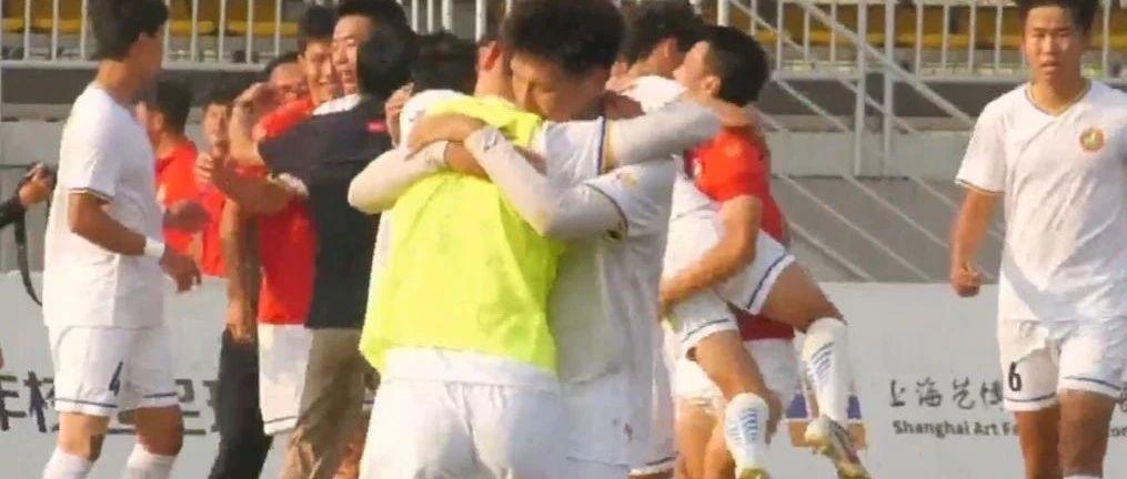大足超级联赛北理工1比0击败河海大学 荣获第11冠