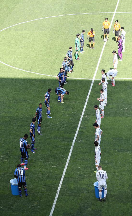K联赛今日重启!全世界买转播权 韩国足球赚了?