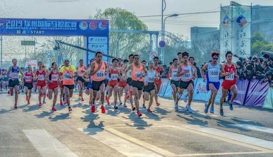 一场定胜负 马拉松奥运选拔赛最全观赛指南