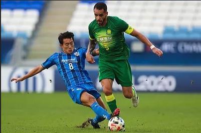 北京国安上赛季在亚冠止步八强,其余中超球队上赛季均未进入八强