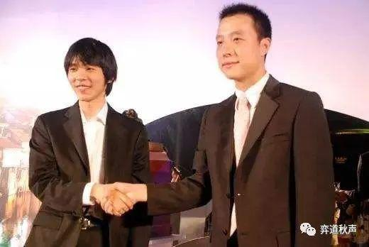 古力与李世石是世界棋坛的双骄