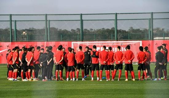 国足12强赛主场首选上海 第三备选主场仍待定状态