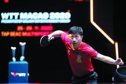 国际乒联澳门赛带来新赛制新观感 乒乓球赛还能这么玩