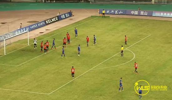 30分鐘,成都興城,32號馬曉磊進球,0-1