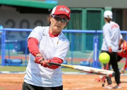 深度|代表东京奥运会教练员宣誓的人 为什么是她